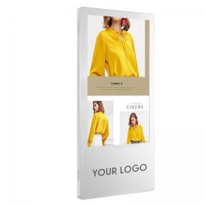 Best 23.8'' Wall Mounted Digital Signage Advertising 10-Point Touch 1920*1080 wholesale