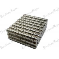 """Best Cylinder Permanent Neodymium  Magnet 3/4dia x 3/8"""" thick For Electric Products wholesale"""