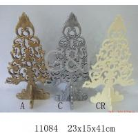 Best Christmas Wooden Standing Ornament (GL-11084) wholesale
