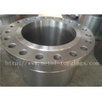 Best ASME B16.5 Standard WN BL RF Carbon Steel  and Stainless Steel Flange Finish Maching wholesale