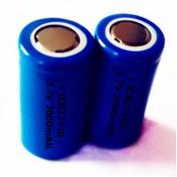Best ICR22430 3.7V 2000mAh li-ion rechargeable battery wholesale