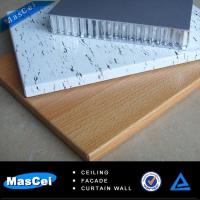 Cheap Aluminum Honeycomb Core Sandwich Panel for sale