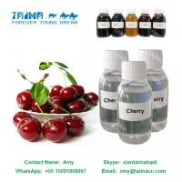 Best 100% pure PG/VG Based Cherry flavour used for nicotine E Liquid wholesale