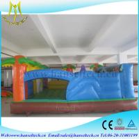 China Hansel top sale adult bouncy castle inflatable for commercial on sale