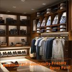 Best Modern wood retail menswear shop interior design wholesale