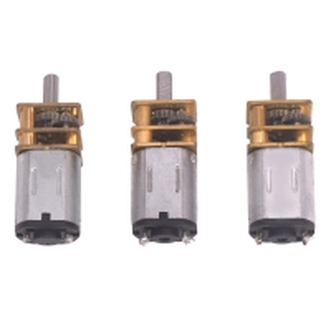Best DC3V Precision Reduction N20 Motor For 3D Printer 10 * 12 * 15 MM wholesale