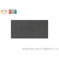 Cheap RGB P4 Front Service LED Display Moisture Proof , Wall Mounting Installation Approach for sale
