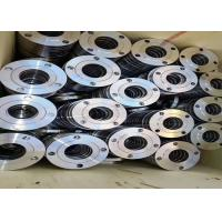 Best A 182 F316l 1 Stainless Steel Pipe Flange Fittings Spacer With Customized Type wholesale
