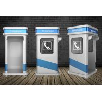 Best Corrosion Resistant Heavy Duty Industrial Phone Kiosk for Noisy Areas wholesale