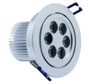 Best 6*1W Edsion / SSC / Bridgelux Custom Warm White High power Led Recessed Ceiling Lighting wholesale