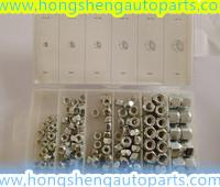 Best (HS8079)75 NYLON NUTS FOR AUTO HARDWARE KITS wholesale