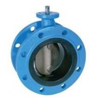 "Best cast iron 2"" ~ 120"" Butterfly Valves For Sewage DIN2501 PN10 EN 593 wholesale"