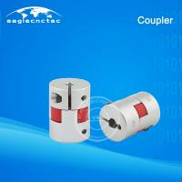 China Stepper Motor Lead Screw Coupling CNC Flexible Shaft Coupler on sale