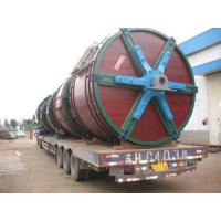 Best D2.5m by L2m Leather Wooden Liming Soaking Tanning Drum, Tannery Machine wholesale