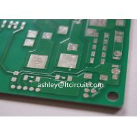 Best Aluminum Based Heavy Copper Printed Circuit Board Green Solder Hight Thermal Conductivity wholesale