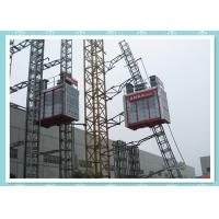 Best Industrial Platform Rack & Pinion Hoist Construction Elevator Rental wholesale