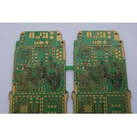 Best 4mil Single / Double Sided FR4 2 layer power Immersion Gold PCB board for game machine wholesale