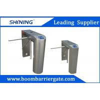 Best Uni-Direction / Bi-Direction Electrical Tripod Turnstile Gate With Card Reader wholesale