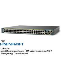 WS-C2960S-24TS-S new and used Cisco network catalyst switch in stock price today ship to world china supplier