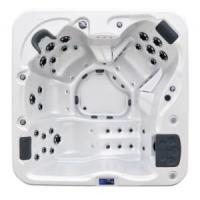 Best Acrylic Jacuzzi Bathtub SPA for 4 Persons wholesale