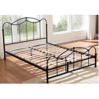 Personalised Style Wrought Iron Kids Beds With Metal Frame Childrens Bedroom Furniture
