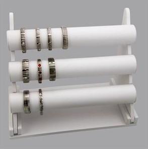 Best Easy Installable T Bar Bracelet Holder Eye Catching Appearance For Bangles Packaging wholesale