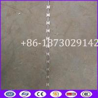 Buy cheap Straight Concertina Razor Barbed Wire from China Supplier from wholesalers