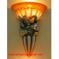 Best High Quality Classic Resin Wall Light wholesale