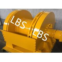 Best DNV Approved Marine Hydraulic Winch / Windlass Winch For Pulling Dragging 12 Tons wholesale