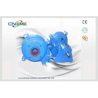 Best Mechanical Seal Heavy Duty Slurry Pump Metal Slurry Pump For Abrasive Slurries wholesale