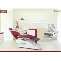 China ST-D580 Ergonomic Dental Chair Unit , Top Mounted Dental Clinic Chair on sale