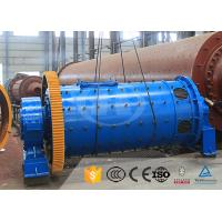 Best Continuous Cement Raw Mill Easy Operation Custom Design With Wearable Plates wholesale
