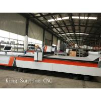 Quality Woven Fabric CNC Cutting Table / Automatic Computerised Apparel Cutter wholesale