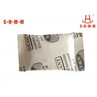 Best Natural Clay Calcium Chloride Desiccant , Small Desiccant Packs Non - Corrosiveness wholesale
