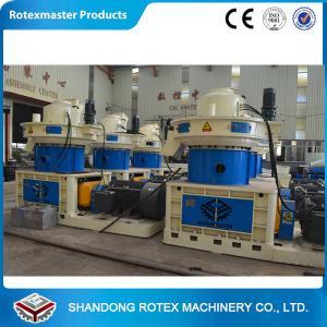 Best ROTEXMASTER Vertical Ring Die Wood Sawdust Fuel Pellet production line wholesale