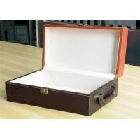 Best Large Colorful Printed Gift Boxes Embossing  , Gloss Finished For Jewelry Packing wholesale