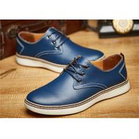 Best Round Toe Mens Leather Dress Shoes ,Casual Male Shoes With Goodyear Welt wholesale