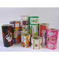 Quality Coffee Packaging Plastic Roll Film wholesale