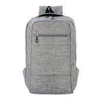 Best Environmental Polyester Laptop Bag Backpack With Laptop Sleeve 28*43*12 Cm wholesale