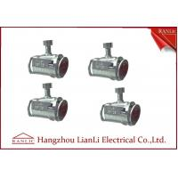 """Best Insulated 1/2"""" 3/4"""" Steel NM and MC Cable Connector With Duplex Hex Head wholesale"""