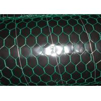 Best Hexagonal 5 Twist Plastic Wire Mesh Corrosion And Oxidation Resistance wholesale