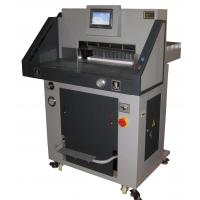 Best Hydraulic Paper Cutting Machine 520mm Paper Cutters And Trimmers For Books wholesale