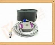 Best Edan F3 Fetal Monitor Transducer US Probe 4 Pin Connector 40 Degree 2m Length wholesale