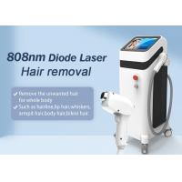 China Three Wavelength Depilation Laser 808nm Diode Hair Removal Painless Machine on sale
