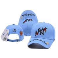 Cheap In stock baseball cap ny caps male and female caps peaked cap 19 styles for sale