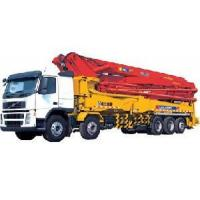 Best XCMG HB52 Truck-Mounted Concrete Pump wholesale