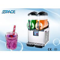 Best Double Bowl Cold Drinks Margarita Dispenser Machine Customized Logo Available wholesale