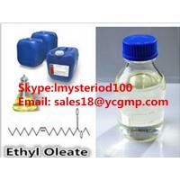 Ethyl Oleate Safe Organic Solvents Cas 111-62-6 For Injectable Muscle Building Anabolic Steroids