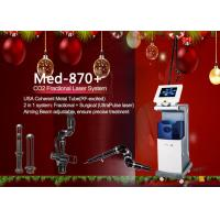Cheap USA Coherent Metal Tube Co2 Fractional Laser Machine for Scar Removal wholesale