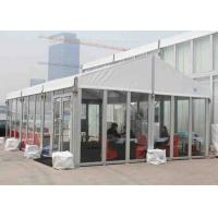 Details of custom white small 6061 t6 aluminum alloy rent Cheap wall tents for sale
